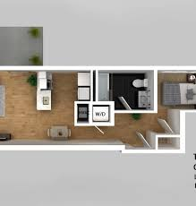 Models Chroma's Floor Plans Apartments In Cambridge MA Enchanting 1 Bedroom Apartments In Cambridge Ma