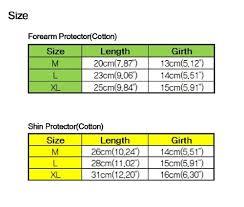 Mooto Taekwondo Arm Leg Protector Guard M To Xl 2 L