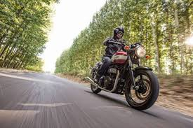 triumph motorcycles maintains position as 1 european brand in