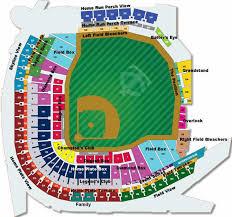 Petco Park Seating Chart Field Box Expert Petco Park Seating Chart With Seat Numbers Busch