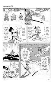 Tập 11 - Chương 7: Thanh gươm võ sĩ đạo - Doremon - Nobita