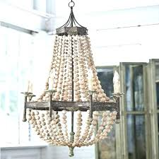 wood bead pendant light beaded pendant light scalloped wood bead chandelier lights wooden beaded hanging lamp