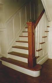 outdoor wood stair railing good questions painting wood trim where to stop