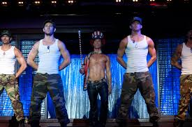 Channing Tatum Talks MAGIC MIKE Says It s Hard R But There s No.