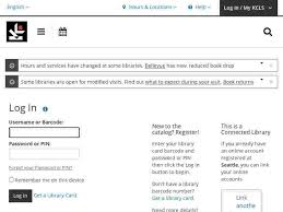 Check out books, magazines, and dvds. King County Library System Login Official Login Page