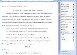 Apa Format Tools Term Paper Sample 2913 Words Zfassignmentxyda