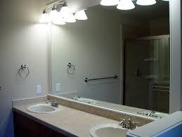 frameless mirrors for bathrooms. Frameless Vanity Mirror Bathroom Light 4 Small Mirrors 960 Ultramodern For Bathrooms O