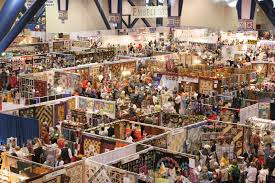 Houston Hosting International Quilt Festival & As the weather turns cooler, thoughts turn cozy…and nothing's cozier than a  quilt. Adamdwight.com
