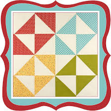 Wishes Quilt Along: Broken Dishes Block - The Jolly Jabber ... & Join in this quilt along and help us make a difference! Today we are  excited to introduce the fourth block in the program, Broken Dishes! Adamdwight.com