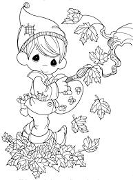 Saison Automne 4 Nature Coloriages Imprimer