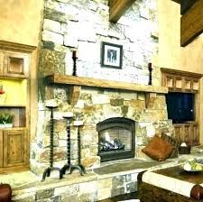 faux stone fireplace mantels surround kit corbels mantel shelf