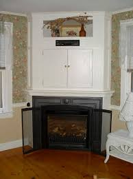Reface Fireplace Ideas Articles With Corner Fireplace Surround Ideas Tag Corner