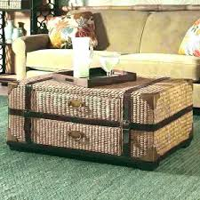 seagrass coffee table coffee table trunk coffee table coffee table coffee tables coffee table with stools coffee tables coffee table pottery barn round