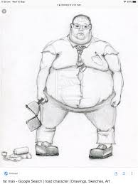 Fat Man Character Design Pin By Magdy Mikhail On Character Design Character Design
