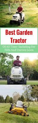 best garden tractor pin it