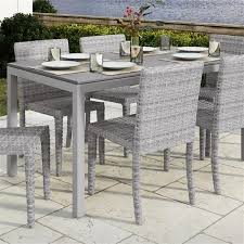 corliving outdoor dining table light