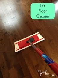 diy hardwood floor cleaner 1 cup vinegar 4 cups hot water and a couple spots of essential oil to preference double to make a big batch
