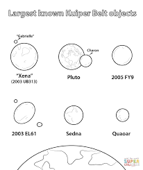 Small Picture Dwarf Planets coloring page Free Printable Coloring Pages