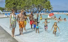 For Family Pictures The Best All Inclusive Family Resorts Travel Leisure