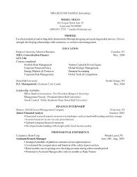 Best Jobs For Mba Cover Letter For Mba Application 50 Best Resume Format Jmcaravans