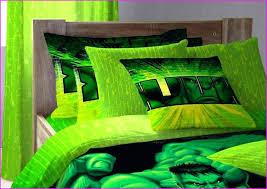 hulk bed set avengers twin