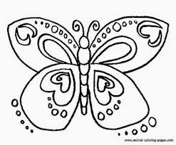 Small Picture butterfly coloring pages for toddlers 28 images butterfly