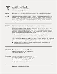 Resume Sheets To Fill In Inspirational New Grad Nurse Resume Best Rn
