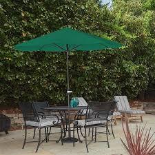 9 patio umbrella with easy crank