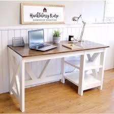 farmhouse style furniture. Farmhouse Style Furniture Plans - Desk S