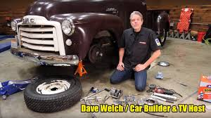 DIY Front Disc Brake Conversion for 1947-59 Chevy and GMC Trucks ...