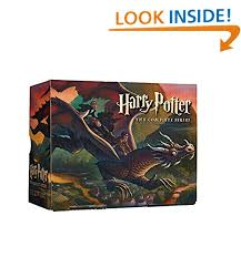 harry potter paperback box set books 1 7 j k rowling mary grandpré 9780545162074 amazon books