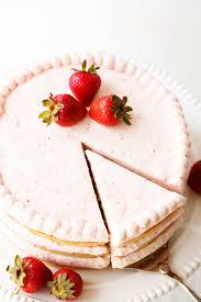 slice of strawberry cake. Wonderful Slice Slice Of Fresh Strawberry Cake Being Pulled Out Whole Cake Throughout Of Strawberry Cake A