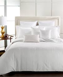 macy s hotel collection white bedding designs