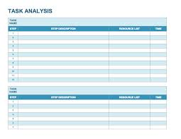 template list 15 free task list templates smartsheet