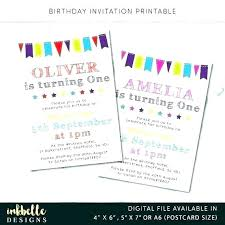 Free Birthday Invitation Templates With Photo Invitation Templates Free Birthday Hello Kitty Invitation Template