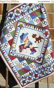 Western baby rag quilt | I made it | Pinterest | Babies, Rag quilt ... & Western baby rag quilt | I made it | Pinterest | Babies, Rag quilt and  Westerns Adamdwight.com