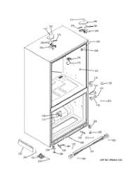 parts for ge pfssnjwass refrigerator com 06 case parts parts for ge refrigerator pfss5njwass from com
