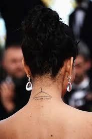 татуировки звезд маленькие тату голливудских знаменитостей и не только