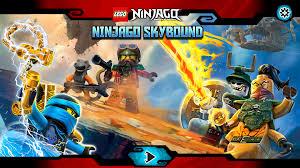 LEGO Ninjago: Skybound 11.6.34 (Android) - dobreprogramy