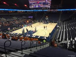John Paul Jones Arena Section 116 Rateyourseats Com