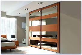 image of replacing sliding closet doors ikea