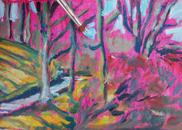 painting in alla prima in oils