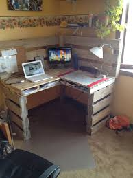 post small home office desk. great diy pallet farm table desk post small home office