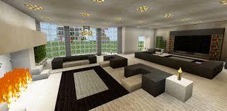 Minecraft Wohnzimmer Ideen Hausstilbungalowml