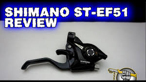 <b>Shimano ST</b>-<b>EF51</b> Shifter/Brake Combo Review (Long Term ...
