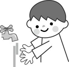 手洗いうがいはみがきのイラスト無料イラストフリー素材
