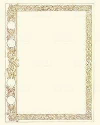 ornate gold frame border. Fine Ornate Ornate Gold Certificate Border Royaltyfree Ornate Gold Certificate Border  Stock Vector Art U0026amp And Frame