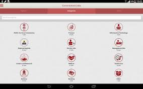 job hunting apps in latest mobile government jobs