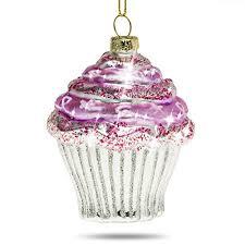 ➀ Cupcake Weihnachtskugeln Christbaumschmuck In Cupcake Form