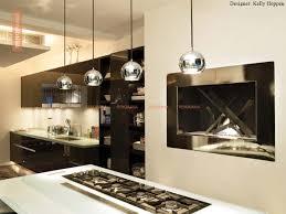 Kelly Hoppen Kitchen Designs Spreading Wonders With Pendant Lights Renomania